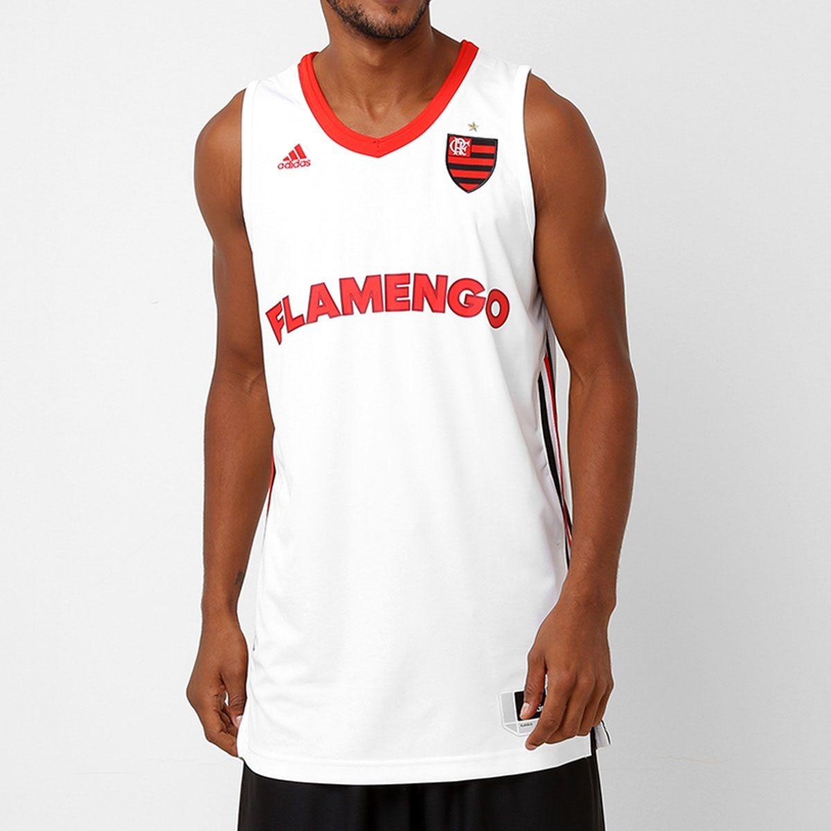 ba2661201 camisa adidas flamengo regata basquete oficial parão nba +nf. Carregando  zoom.