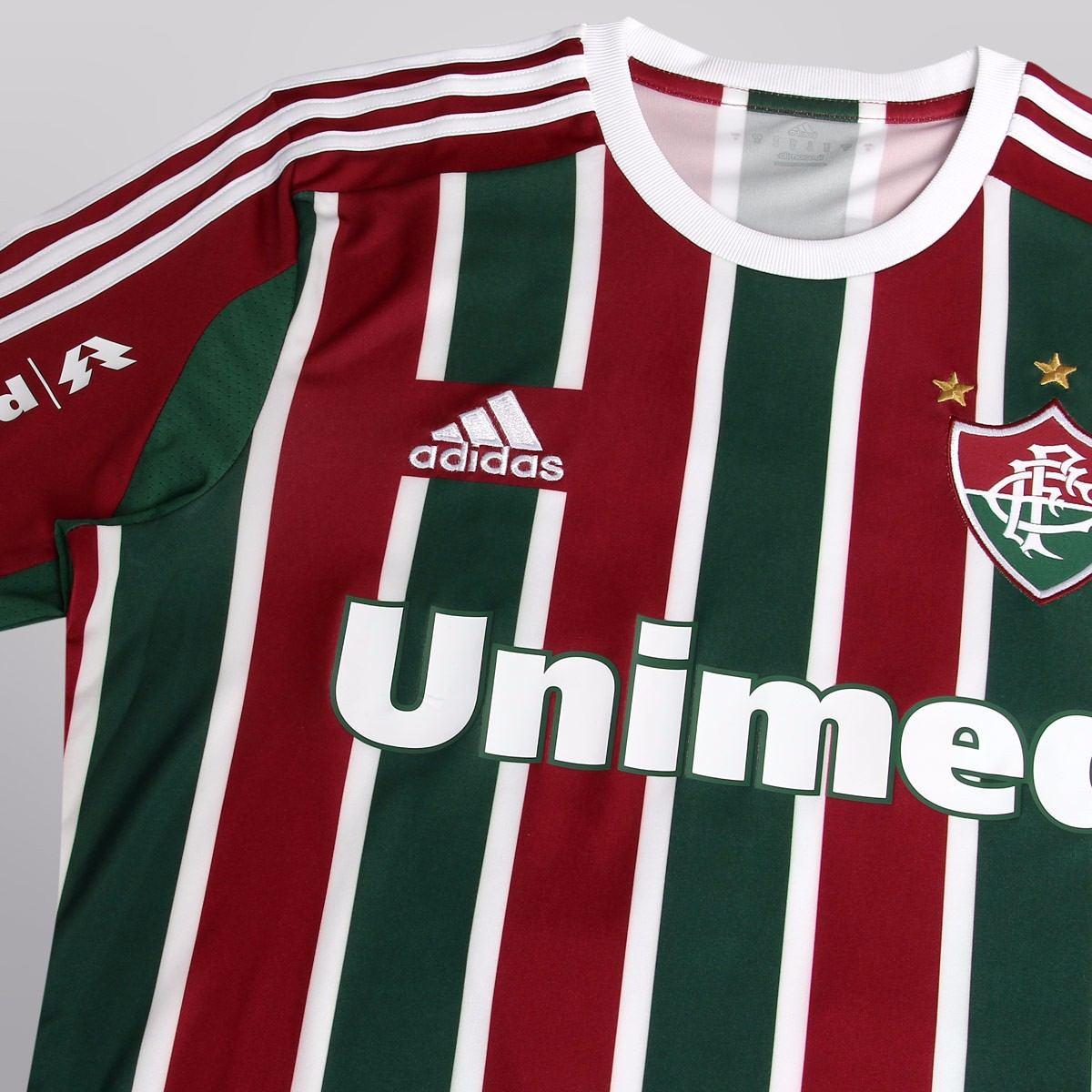 Camisa adidas Fluminense I 2014 Nº10 Oficial De 199 4fbe2d942bbac