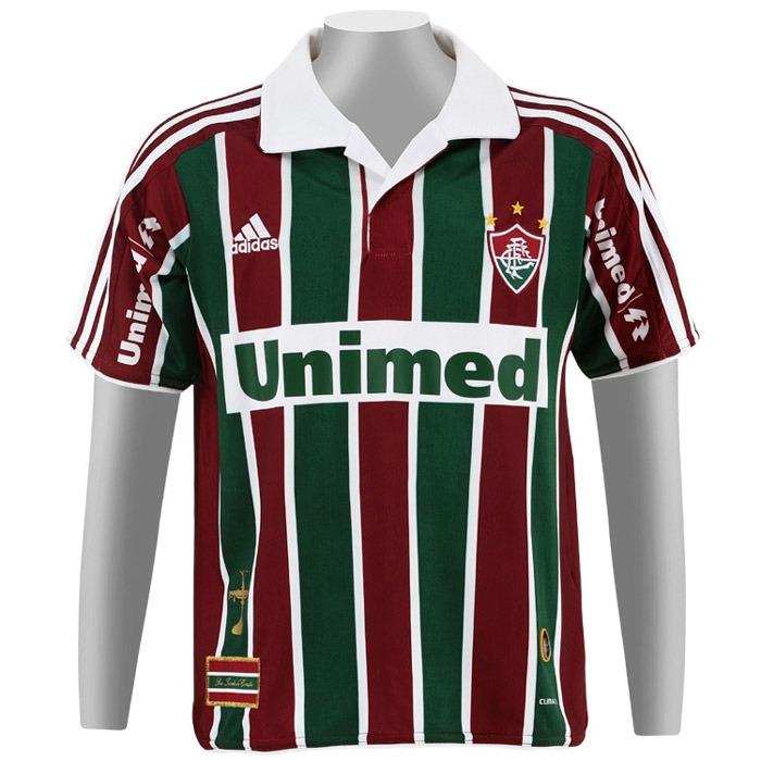 4fbcabe53c Camisa adidas Fluminense I Infantil - P79972 - R  104