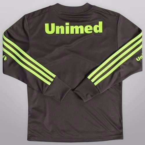 Camisa adidas Fluminense Oficial De Goleiro Infantil - R  99 86c4fa51bde81