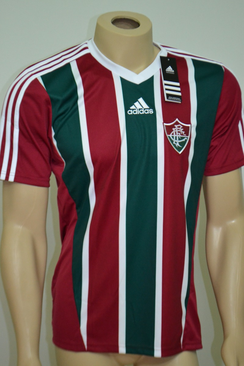 Camisa adidas Fluminense Torcedor 2013 Original - R$ 59,90