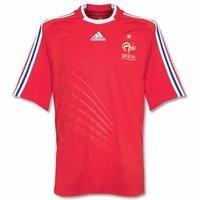Camisa adidas França 2 2007-2008 S nº - R  185 6cc95f819c84a