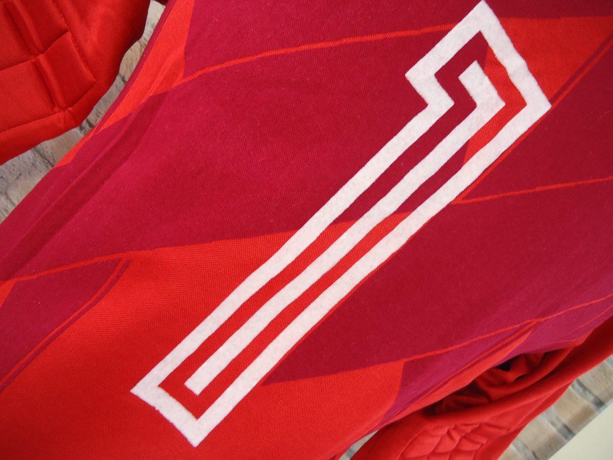 879479a16019f camisa adidas futebol shirt alemanha goleiro schumacher imp. Carregando zoom .
