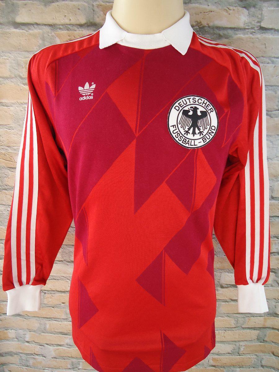 2df7dde100 camisa adidas futebol shirt alemanha goleiro schumacher imp. Carregando  zoom.