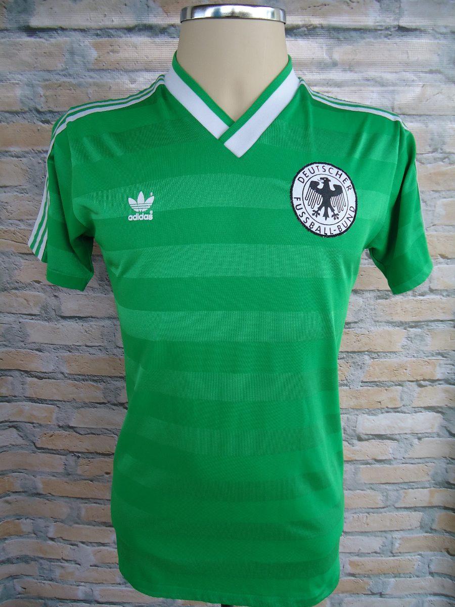 b7f22722e62e1 camisa adidas futebol shirt alemanha ocidental west germany. Carregando zoom .