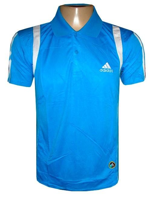Camisa adidas Gola Polo Camiseta Verde Limão - R  99 306335db3b501