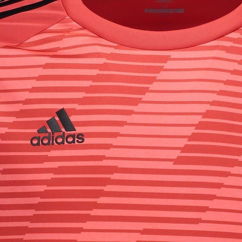 camisa adidas gráfica tango vermelha. Carregando zoom. 5829fe70037