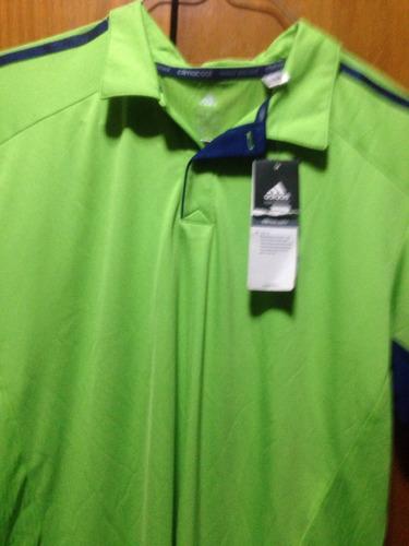 camisa adidas hombre talla m nueva 100% original