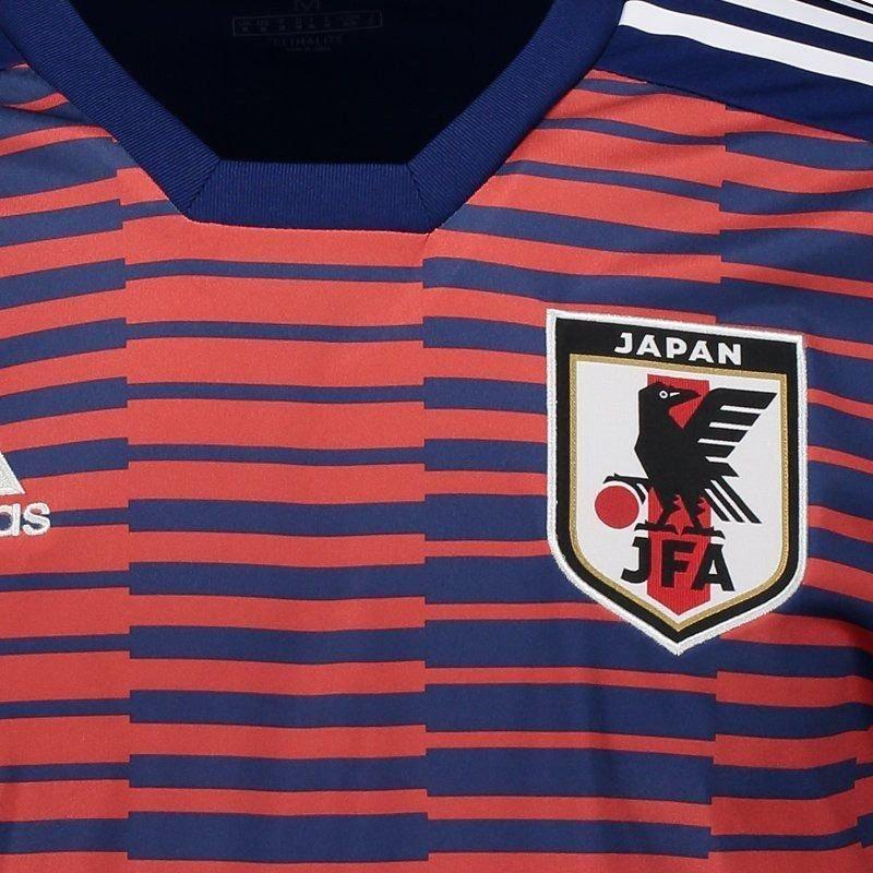 8e5d3bb941 camisa adidas japão 2018 pré jogo. Carregando zoom.