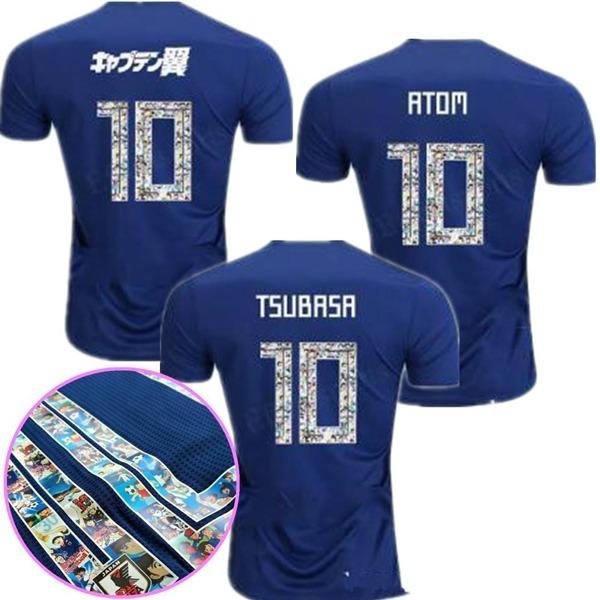 Camisa adidas Japão Home 2018 Honda Kagawa Tsubasa Original - R  139 ... da9827321dafd
