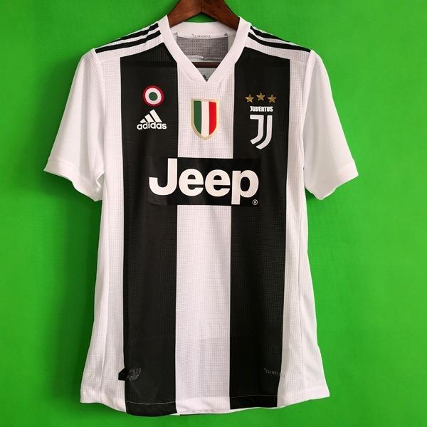 1b9bf60ba Camisa adidas Juventus Cr7 18 19 Versão  Jogador - R  139