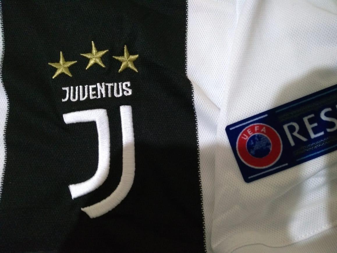 Camisa adidas Juventus Cr7 Cristiano Ronaldo Nº7 2018 2019 - R  149 ... a3fc9e878a800