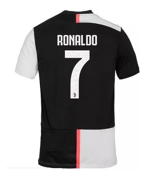 acb660cf9b Camisa adidas Juventus Cr7 Cristiano Ronaldo Nº7 2019/2020 - R$ 159 ...