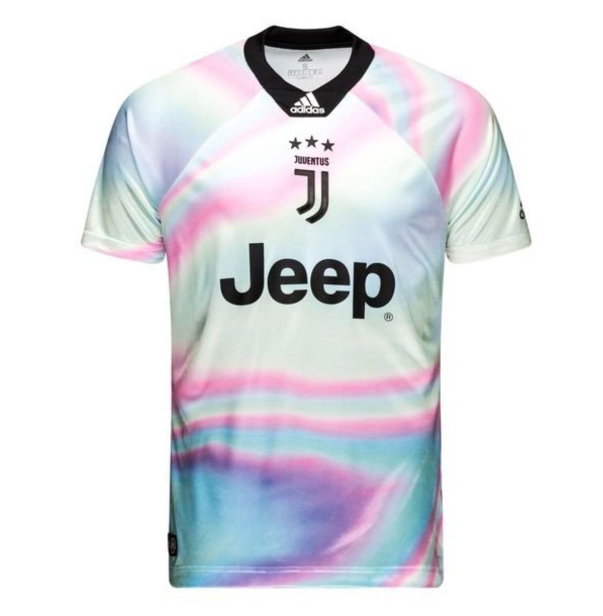 camisa adidas juventus fifa 2019 ea sports oficial p entrega. Carregando  zoom. e66112e91f129