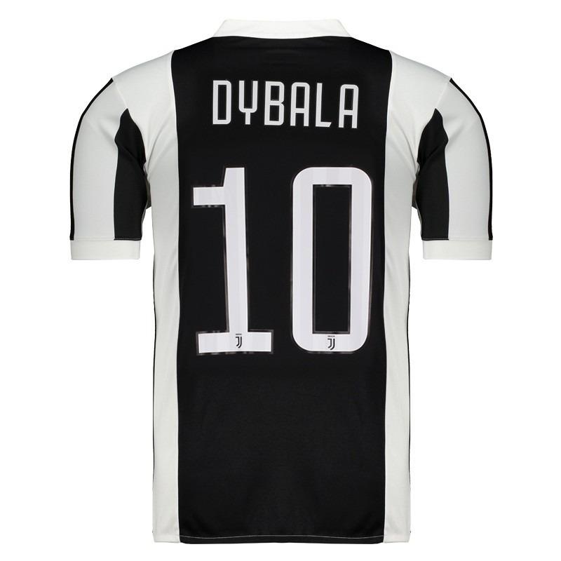 eca3a92de33b6 camisa adidas juventus home 2018 10 dybala scudetto. Carregando zoom.