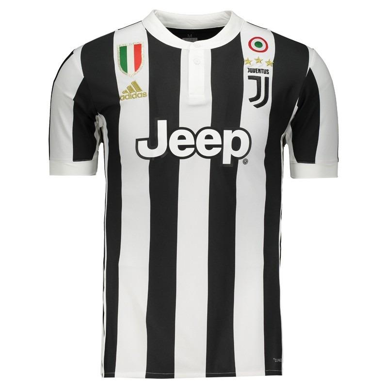 ef9d38e382 Camisa adidas Juventus Home 2018 10 Dybala Scudetto - R$ 279,90 em ...