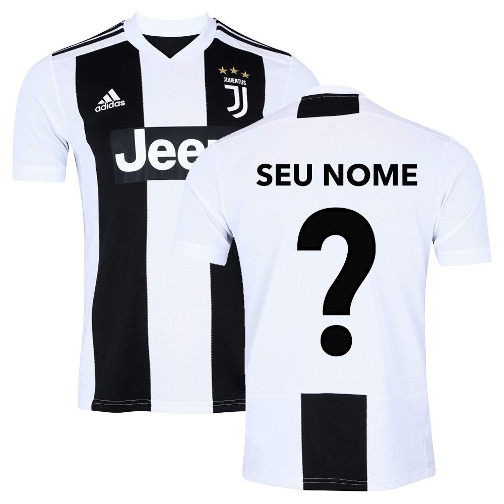 0db4c8c1a4 camisa adidas juventus home 2018/19 ronaldo dybala original. Carregando zoom .