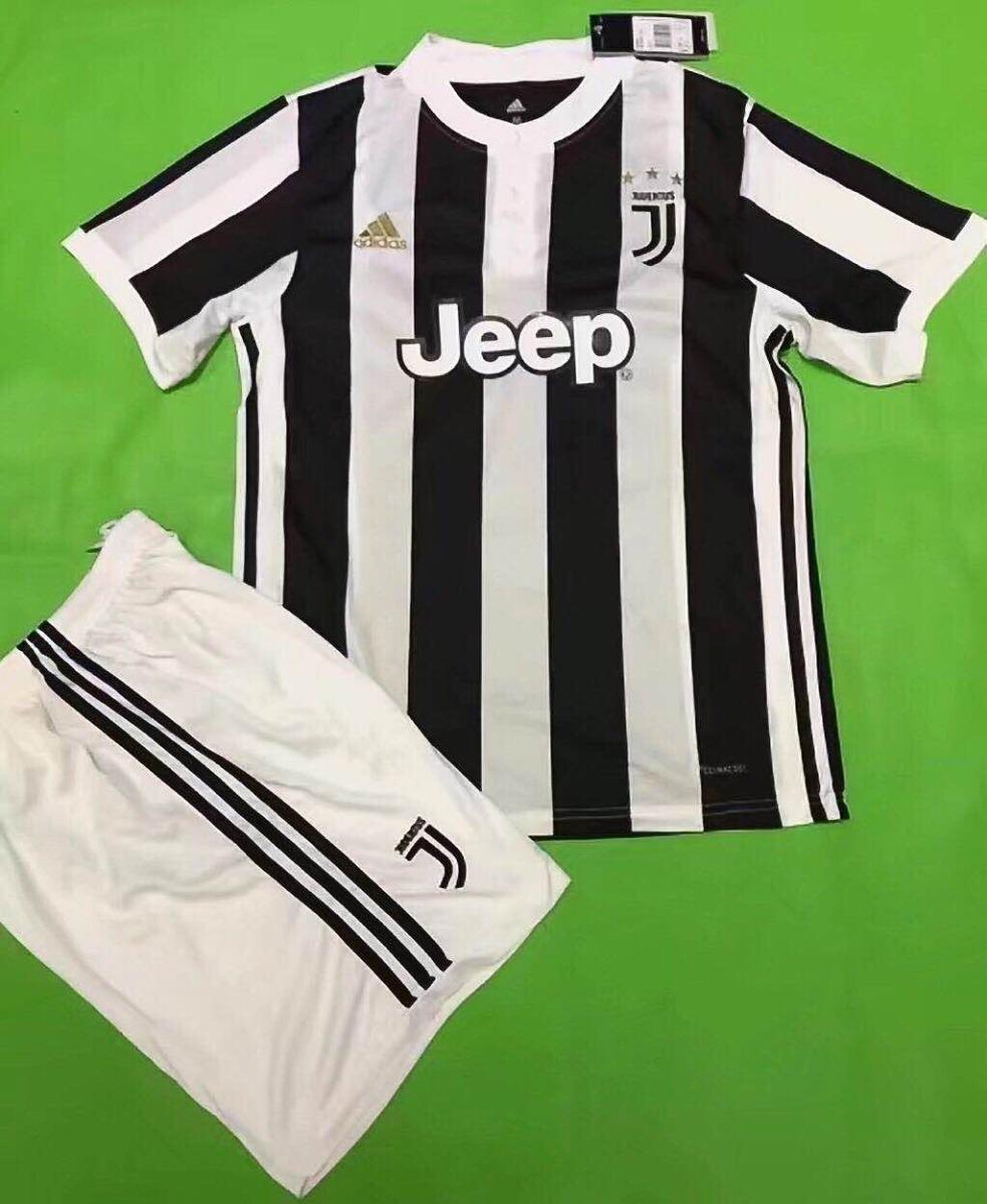 a4f0302fd camisa adidas juventus kit infantil original 17 18 sport mc. Carregando  zoom.