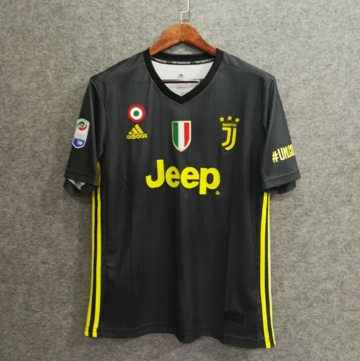 68c3c1cf35d Camisa adidas Juventus Ronaldo 7 18 19 Uniforme 3 - R  129