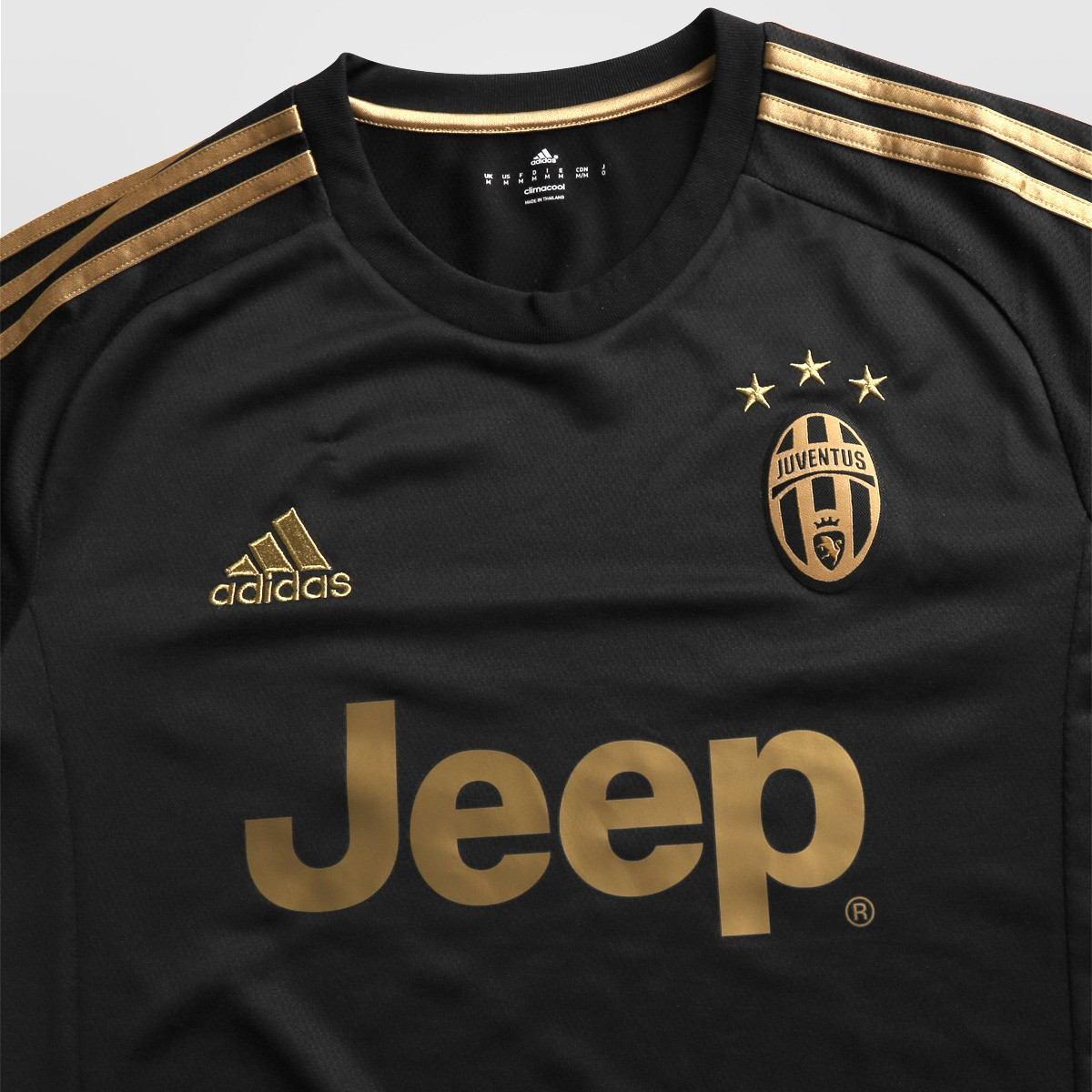 65710e9be4a82 Camisa adidas Juventus Third 15 16 S nº - R  199