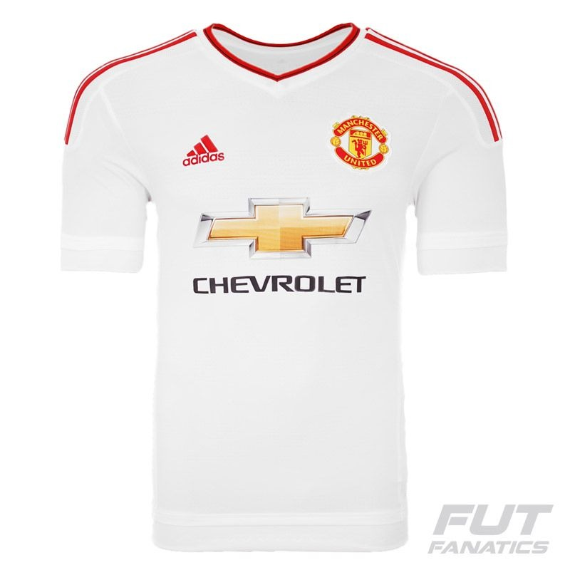 3e0366a4f8dba camisa adidas manchester united away 2016 - futfanatics. Carregando zoom.