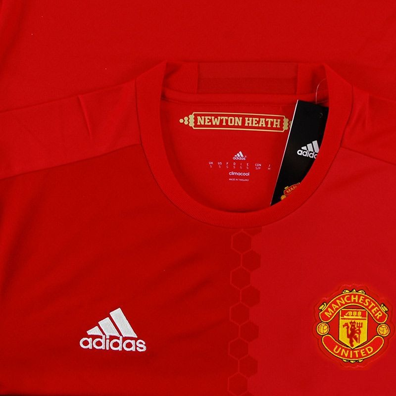 2eab5b4987432 camisa adidas manchester united home 2017 10 rooney. Carregando zoom.