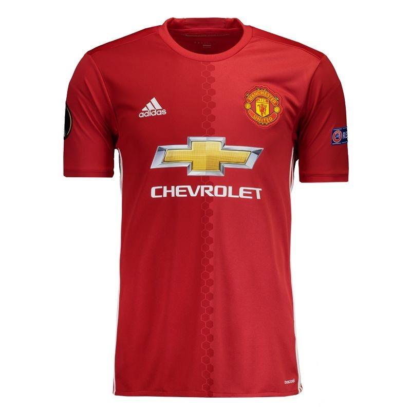 0c9ac84e55e20 camisa adidas manchester united home 2017 champions league. Carregando zoom.