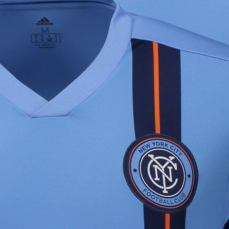 ad82c1f59 camisa adidas new york city fc home 2019. Carregando zoom.