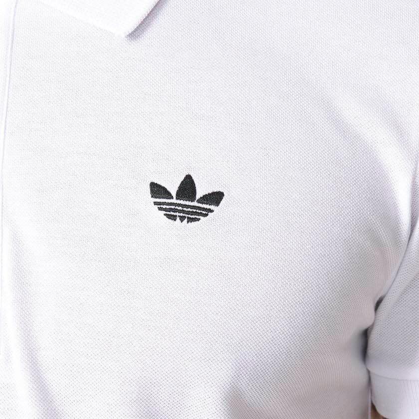 Camisa adidas Originals Adi Polo De  129 c1ef0cd0f9e77