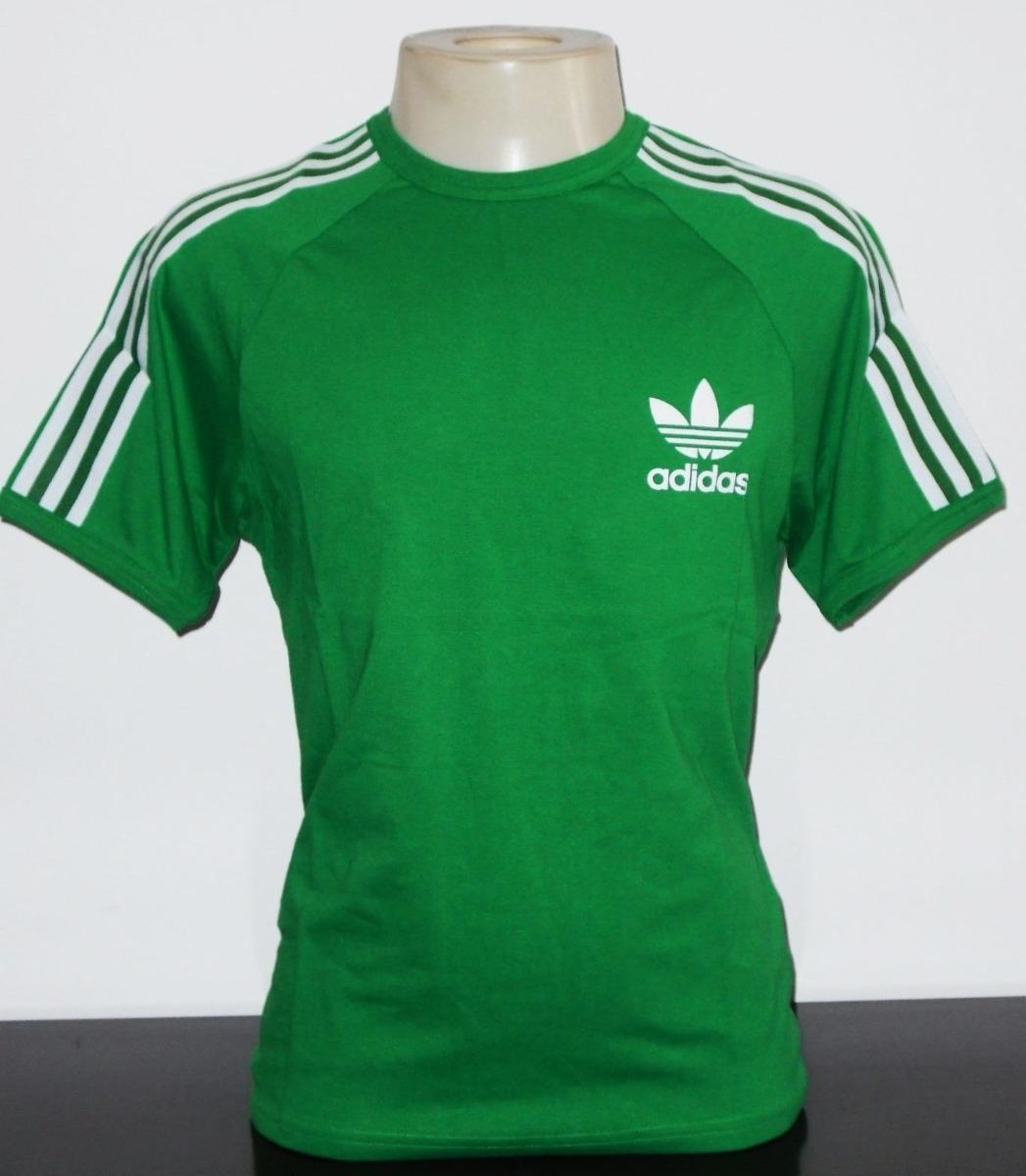 camisa adidas originals vintage retro nova verde alemanha. Carregando zoom. b05856247f09c