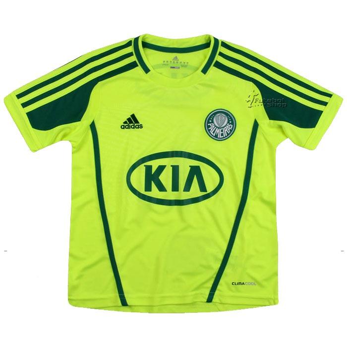 Camisa adidas Palmeiras 2012 Tamanho 12 - X19568 - R  79 14b8f5bfb7c27