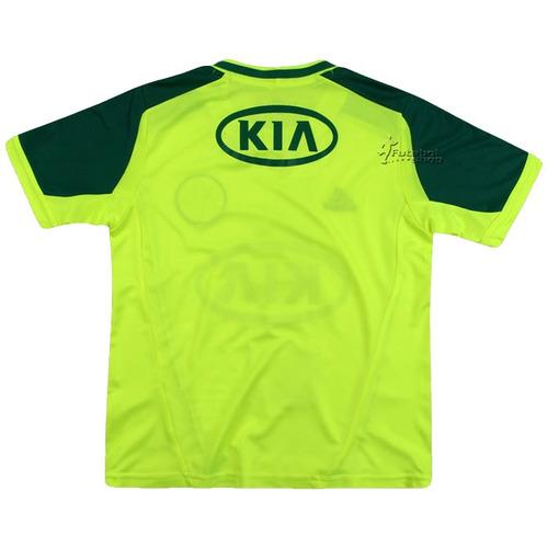 camisa adidas palmeiras 2012 tamanho 12 - x19568