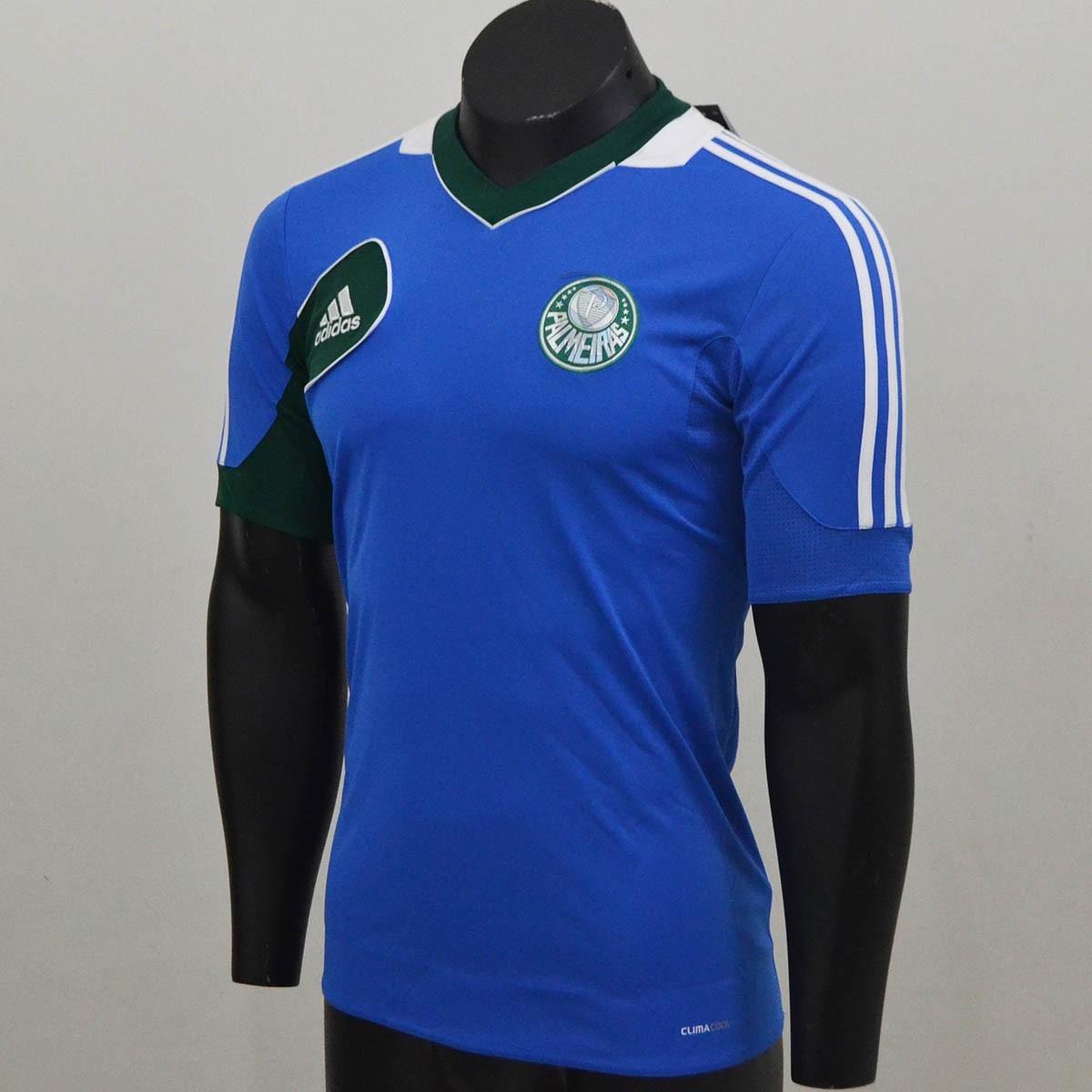 198536e76e133 Camisa adidas Palmeiras 2012 Treino Orig Nova De 179