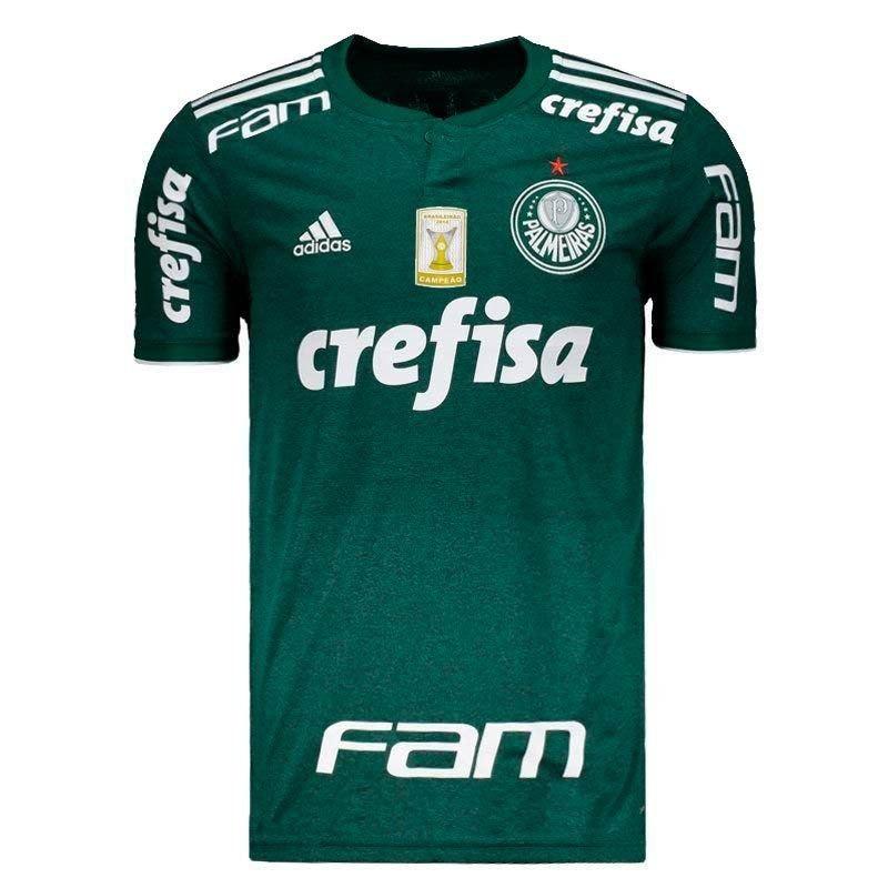 642679ed9e camisa adidas palmeiras i campeão brasileiro 2018. Carregando zoom.