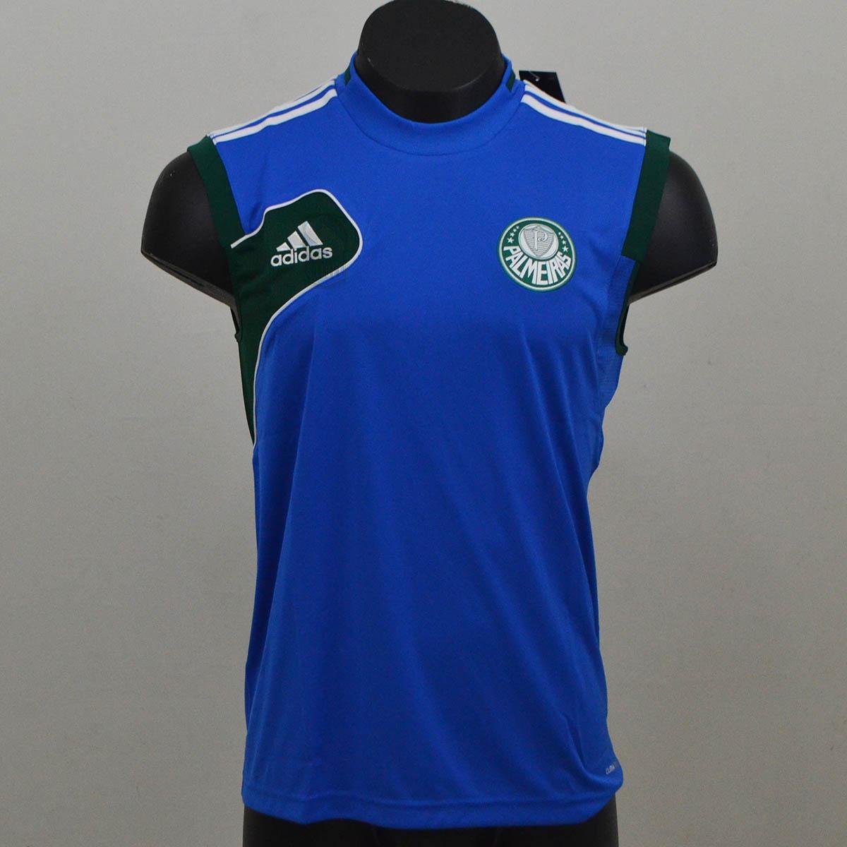 5f4a07d3e5c47 Camisa adidas Palmeiras Machão 2012 Treino Orig De179
