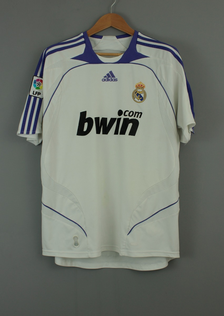 f3878436d5b Camisa adidas Real Madrid 2006 - Tamanho G - R  75
