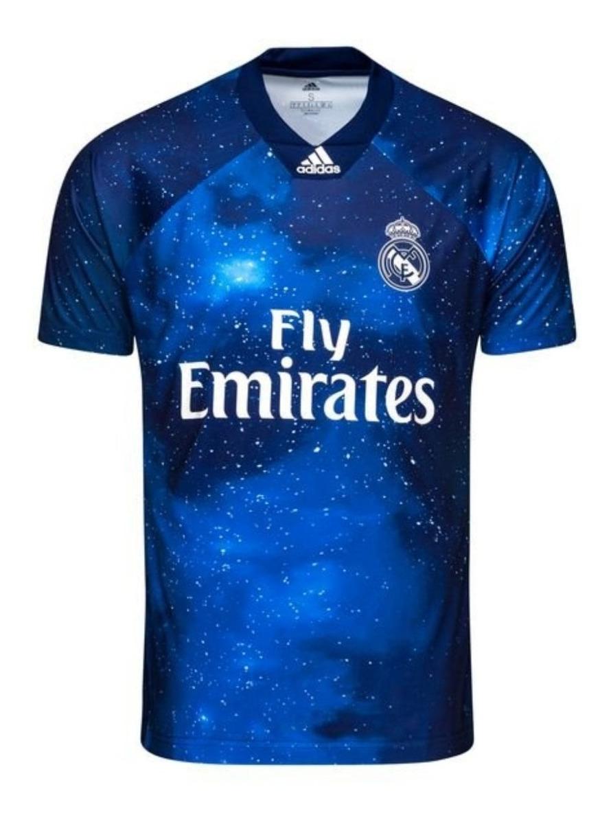 9ac6fa212d camisa adidas real madrid oficial fifa 2019 ea sports. Carregando zoom.