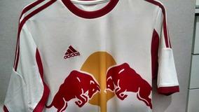 56f6819ab1f03 Camisa Red Bull Salzburg Home - Camisas de Futebol no Mercado Livre Brasil
