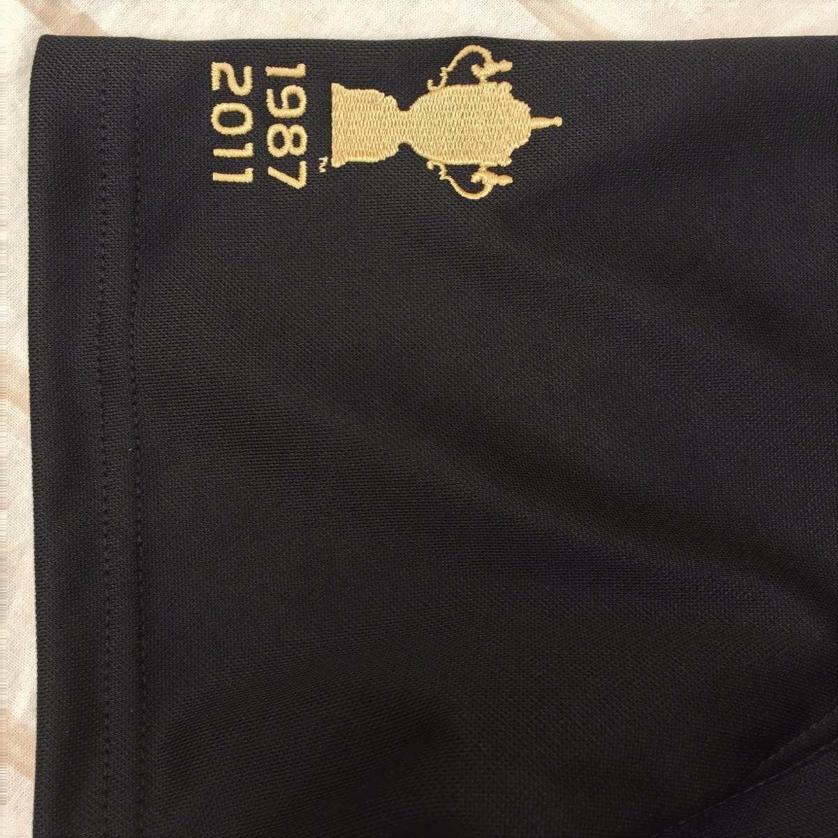 camisa adidas rugby nova zelândia 2015 preto. Carregando zoom. 2cd029113f2d9