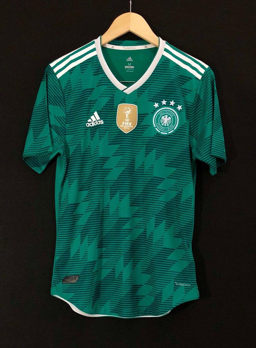354a7773a5 camisa adidas seleção alemanha 2018 oficial copa away player. Carregando  zoom.