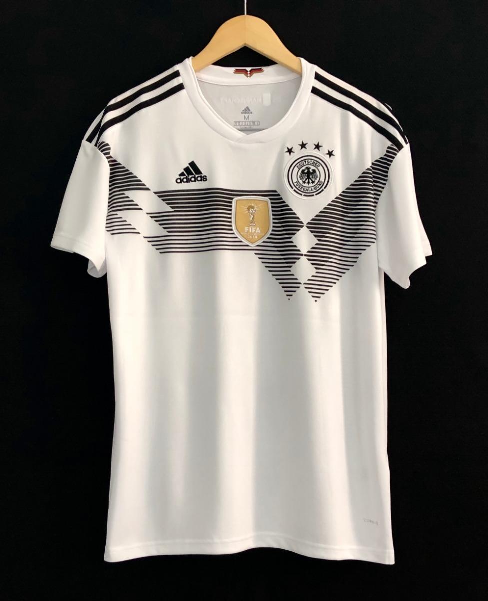 234b9bf7e7 camisa adidas seleção alemanha 2018 oficial copa do mundo. Carregando zoom.