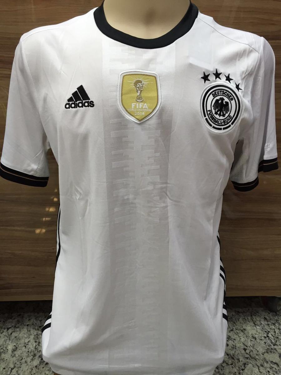camisa adidas seleção alemanha away 14 15 s n° - tetracampeã. Carregando  zoom. 2b5b1341b2880