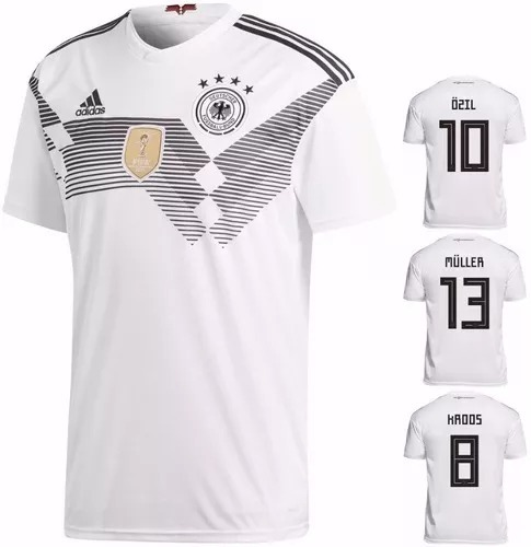 Camisa adidas Seleção Alemanha Copa 2018 Pronta Entrega - R  129 c0b26670e38ba