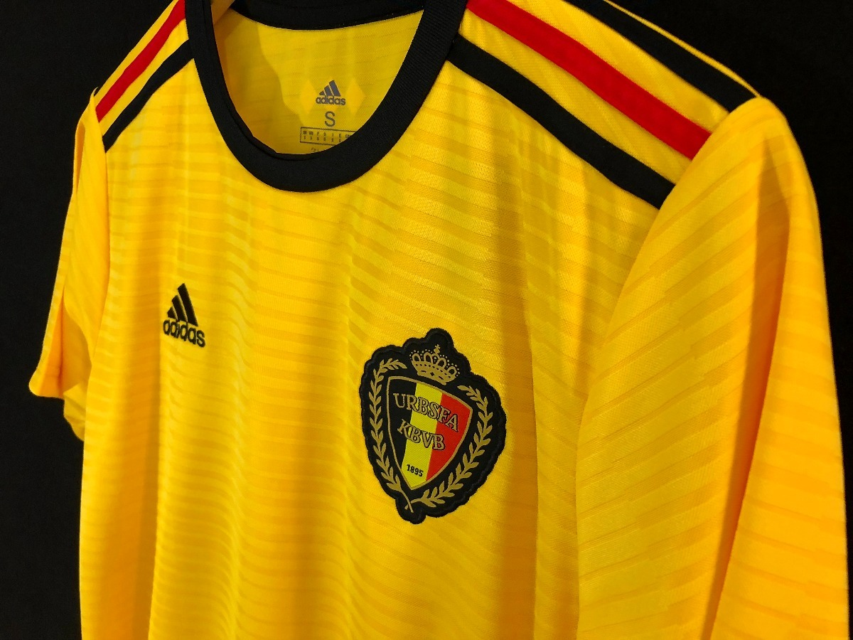 e68b58580e camisa adidas seleção belgica 2018 oficial copa do mundo. Carregando zoom.