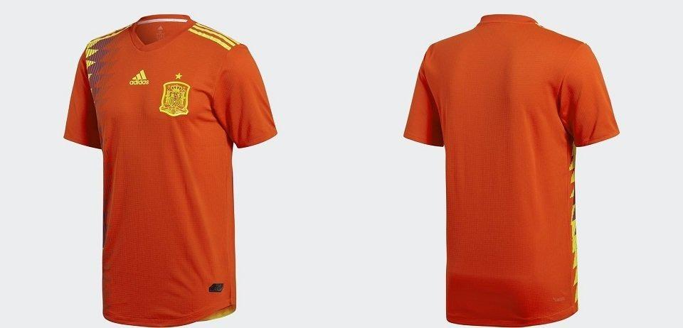 905d00bc3f camisa adidas seleção espanha promoção copa do mundo 2018. Carregando zoom.
