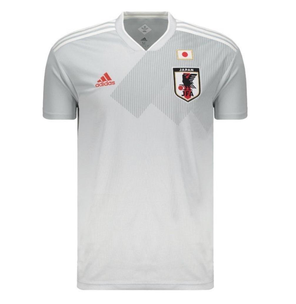 1c20b14042 Camisa adidas Seleção Japão 2018 Oficial Copa Do Mundo - R  129