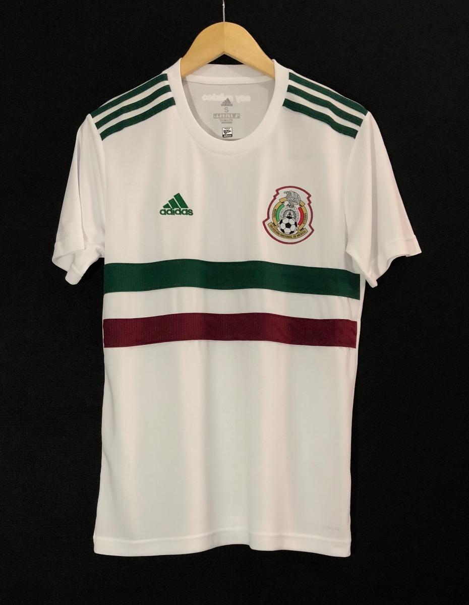 c3d0a7ca10 camisa adidas seleção mexico 2018 oficial copa do mundo away. Carregando  zoom.
