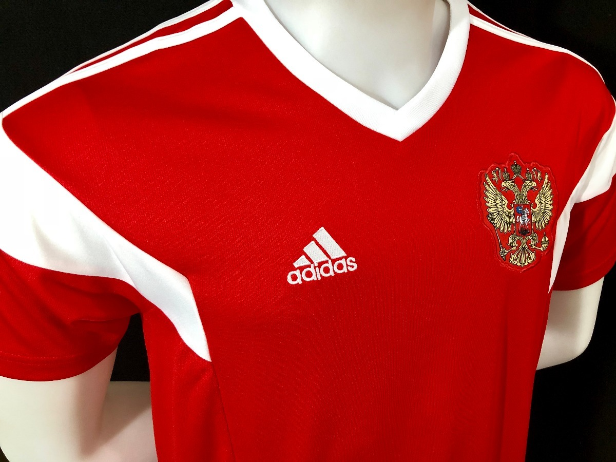 camisa adidas seleção russia 2018 oficial copa do mundo. Carregando zoom. 91bf0b01a4cd0