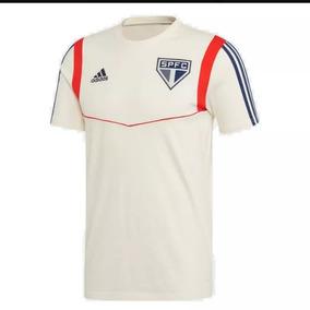 7e4e3adc21a1d Camisa São Paulo F. C. Adidas - Masculina São Paulo em De Times Nacionais  no Mercado Livre Brasil