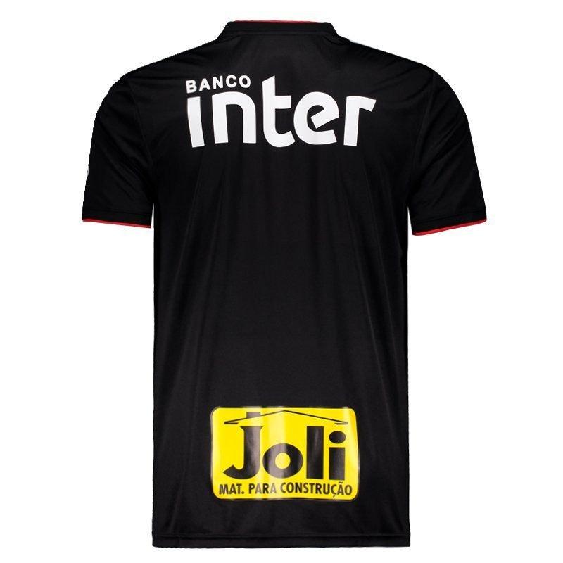 ... 3c293bb8421 Camisa adidas São Paulo Ii 2018 Com Patrocínio - R 269 917c5bfe50dbe